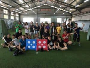 Archery Tag Singapore 1